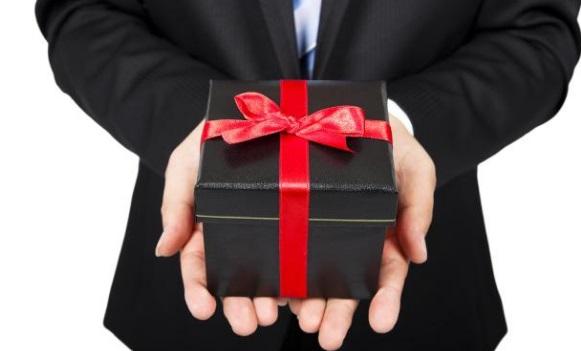 Fiscalidad de los regalos de empresa.